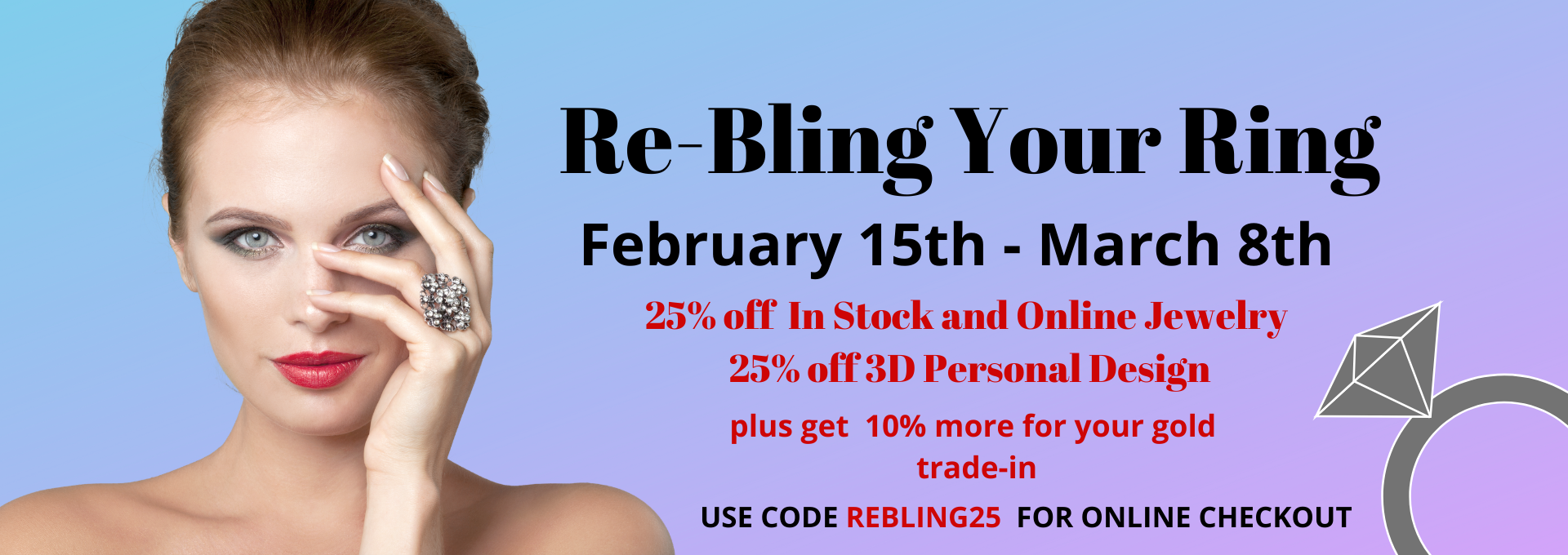 Re Bling Your Ring